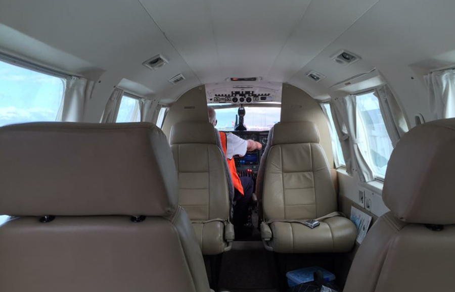 AirChartersWest-Interior