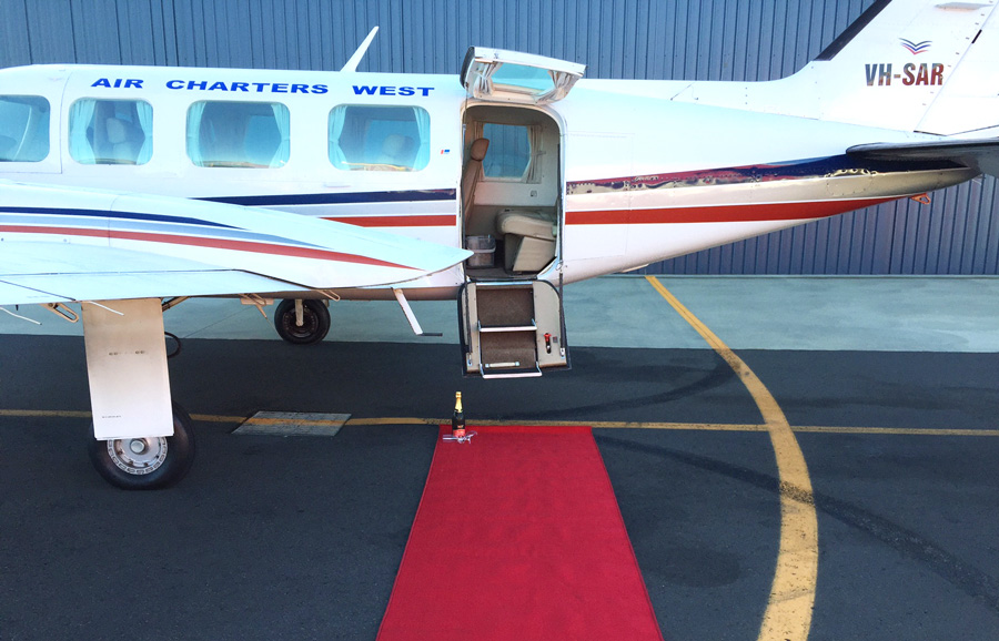 Air Charters West - Private Air Charters Perth Western Australia